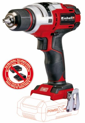 Boremaskine Einhell TE-CD 18 Li-e Solo 18 Volt 47 Nm. Power X-Change
